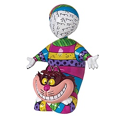 Britto Cheshire Cat Figurine