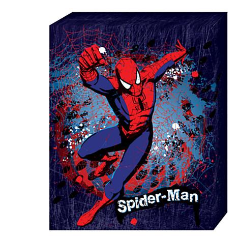 Spider-Man Splat Canvas Print