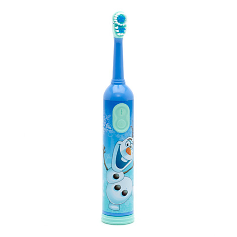 Frozen Olaf Rotary Toothbrush With Timer