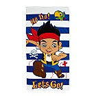 Jake and the Never Land Pirates Beach Towel