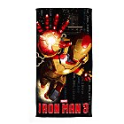 Iron Man Beach Towel