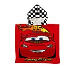 Cars Hooded Towel For Kids