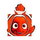 Finding Nemo Hooded Towel For Kids