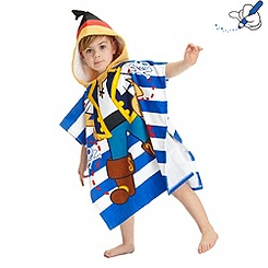 Jake and the Never Land Pirates Hooded Towel For Kids