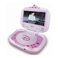 Disney Princess Portable DVD Player