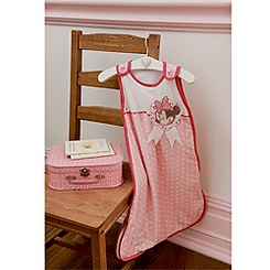 Minnie Mouse Sleeping Bag 6-12 Months