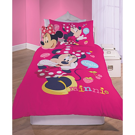 Purple Doughnuts Disney Character Inspired Bedroom Set From Disney Store