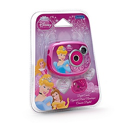 Disney Princess 1.3 Megapixel Digital Camera