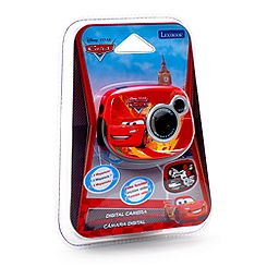 Disney Pixar Cars 1.3 Megapixel Digital Camera