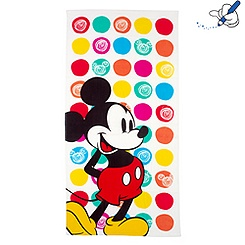 Mickey Mouse Picnic Beach Towel
