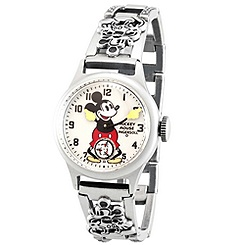 Ingersoll Mickey Mouse 30's Collection Bracelet Strap Watch