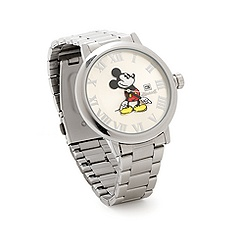 Ingersoll Classic Time Collection Mickey Mouse Bracelet Watch