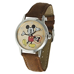 Mickey Mouse Ladies' Watch By Ingersoll