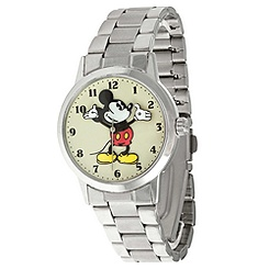 Mickey Mouse All Day Everyday Men's Bracelet Watch By Ingersoll