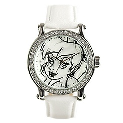 Tinker Bell Wrist Art Ladies' Watch By Ingersoll
