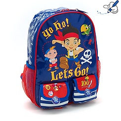 Jake and the Never Land Pirates Backpack For Kids