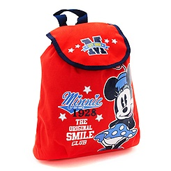 Minnie Mouse Jersey Bag
