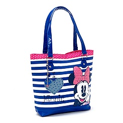 Minnie Mouse Nautical Tote Bag