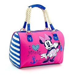 Minnie Mouse Nautical Holdall