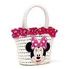 Minnie Mouse Straw Bag