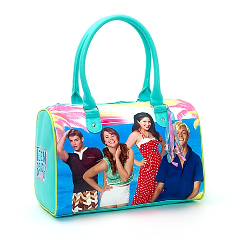 Teen Beach Movie holdall Bag For Kids New School Holiday Handbag