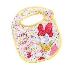 Daisy Duck Single Bib