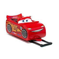 Disney Pixar Cars McQqueen Trolley For Kids