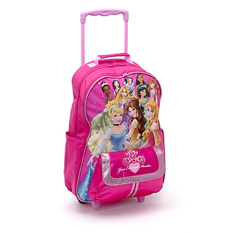Disney Princess Backpack Trolley