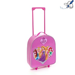 Disney Princess Trolley Case For Kids