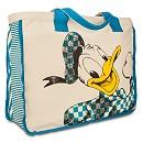 Donald Duck Canvas Tote