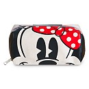 Minnie Mouse Face and Feet Cosmetic Bag