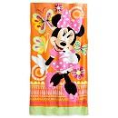Minnie Mouse Beach Towel