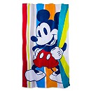 Mickey Mouse Family Beach Towel