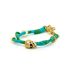 Disney Couture Jewellery Pirates of the Caribbean Skull Bracelet