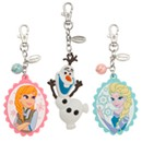 Frozen Bag Charms, Set of 3