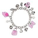 Minnie Mouse Charm Bracelet