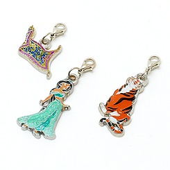 Princess Jasmine Charm Pack 1