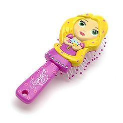 Rapunzel Hairbrush