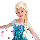 Elsa From Frozen Costume Wig