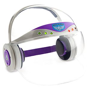 Buzz Lightyear Light-Up Helmet For Kids - Buzz Lightyear Gifts