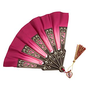 Mulan Fan Costume Accessory