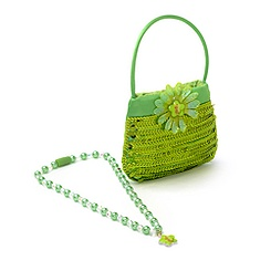 Tinker Bell Bag and Jewellery Set