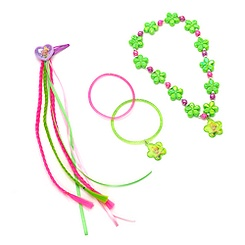 Fairies Hair and Jewellery Set