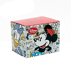 Mickey Mouse Comic Mug Box
