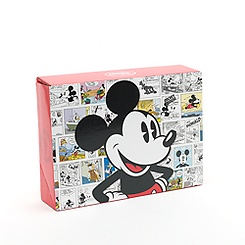 Mickey Mouse Comic Small Apparel Box