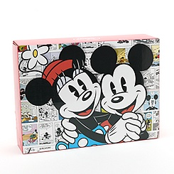 Mickey Mouse Comic Large Apparel Box