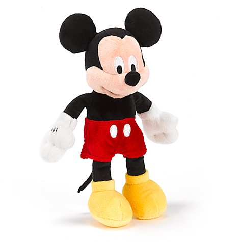 Mickey Mouse 20cm Mini Bean Bag