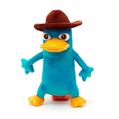 Agent P Mini Bean Bag
