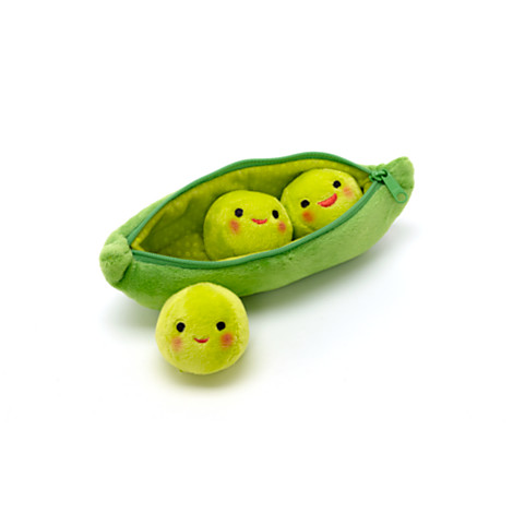 Toy Story 3 Peas In A Pod Mini Bean BagToy Story 3 Peas In A Pod Names