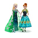 Frozen Fever Elsa And Anna Doll Set